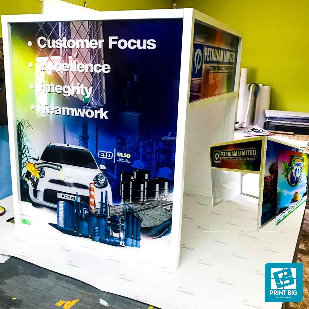 Custom fabrications for Petrojam Limited TBT