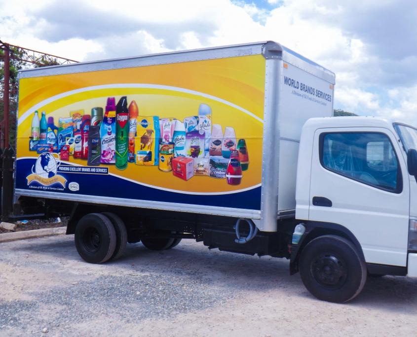 DSCF4446 2 845x684 - World Brands - Truck   Fleet Wrap