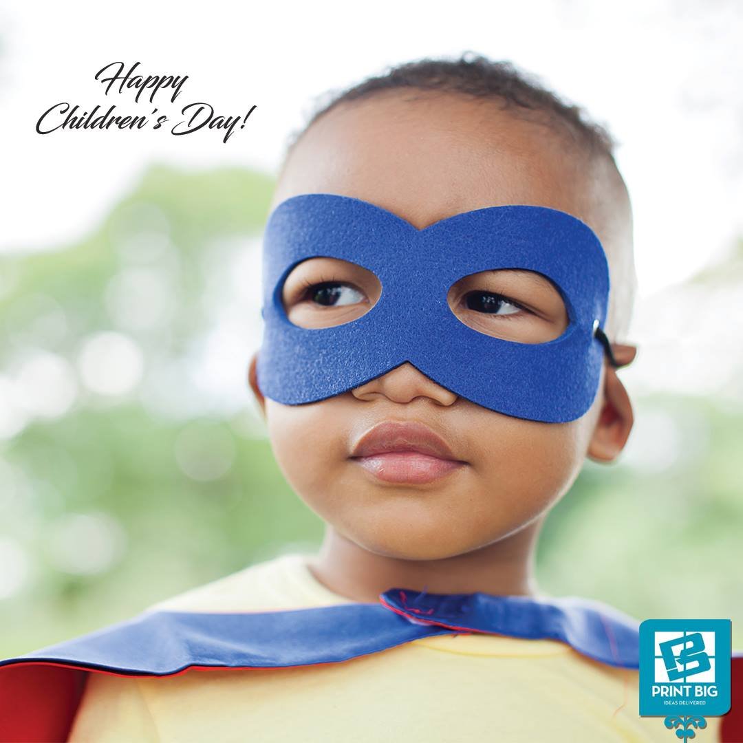 Happy Childrens Day The POWER is yours you