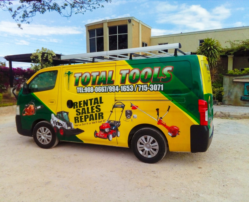 IMG 20180403 160624 1 845x684 - Total Tools | Vehicle Wrap
