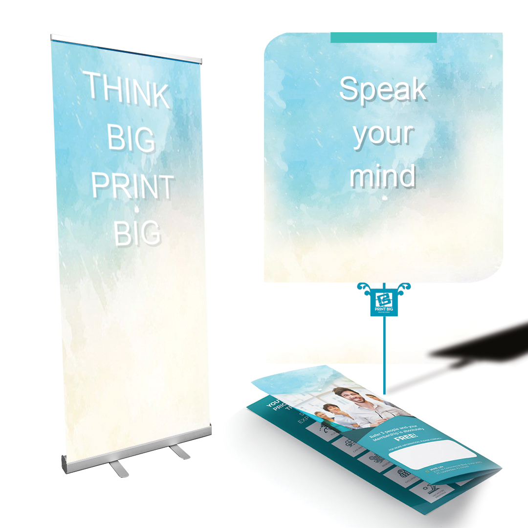 Let us help you speak your mind. With the