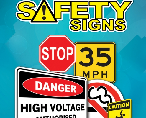 Print big SAFETY SIGNS 495x400 - Flyers