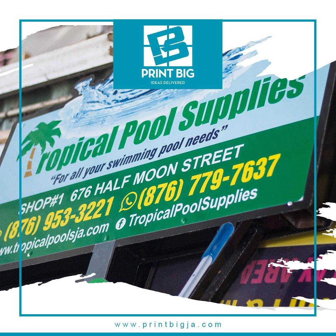 Provide your brand with the best in signage