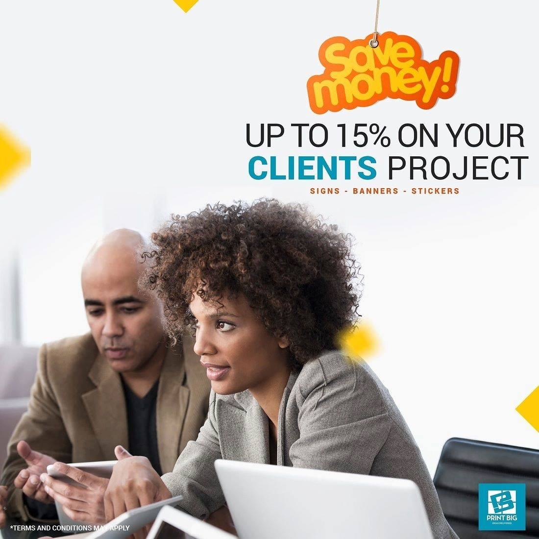 SAVE MONEY You Your Business and Your Clients