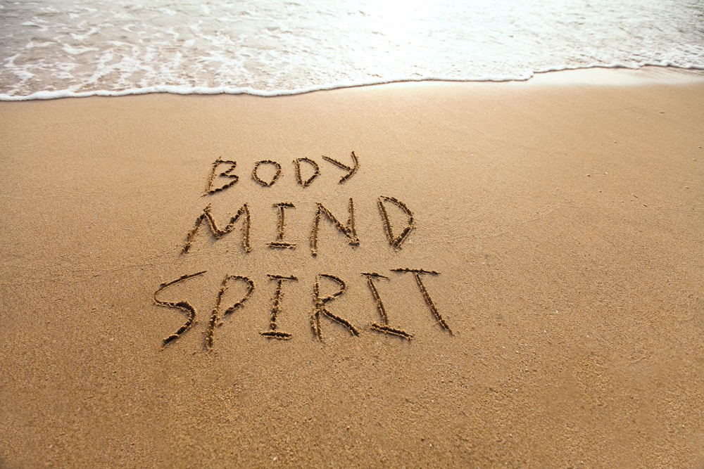 The blessing of life is your spirit. If you