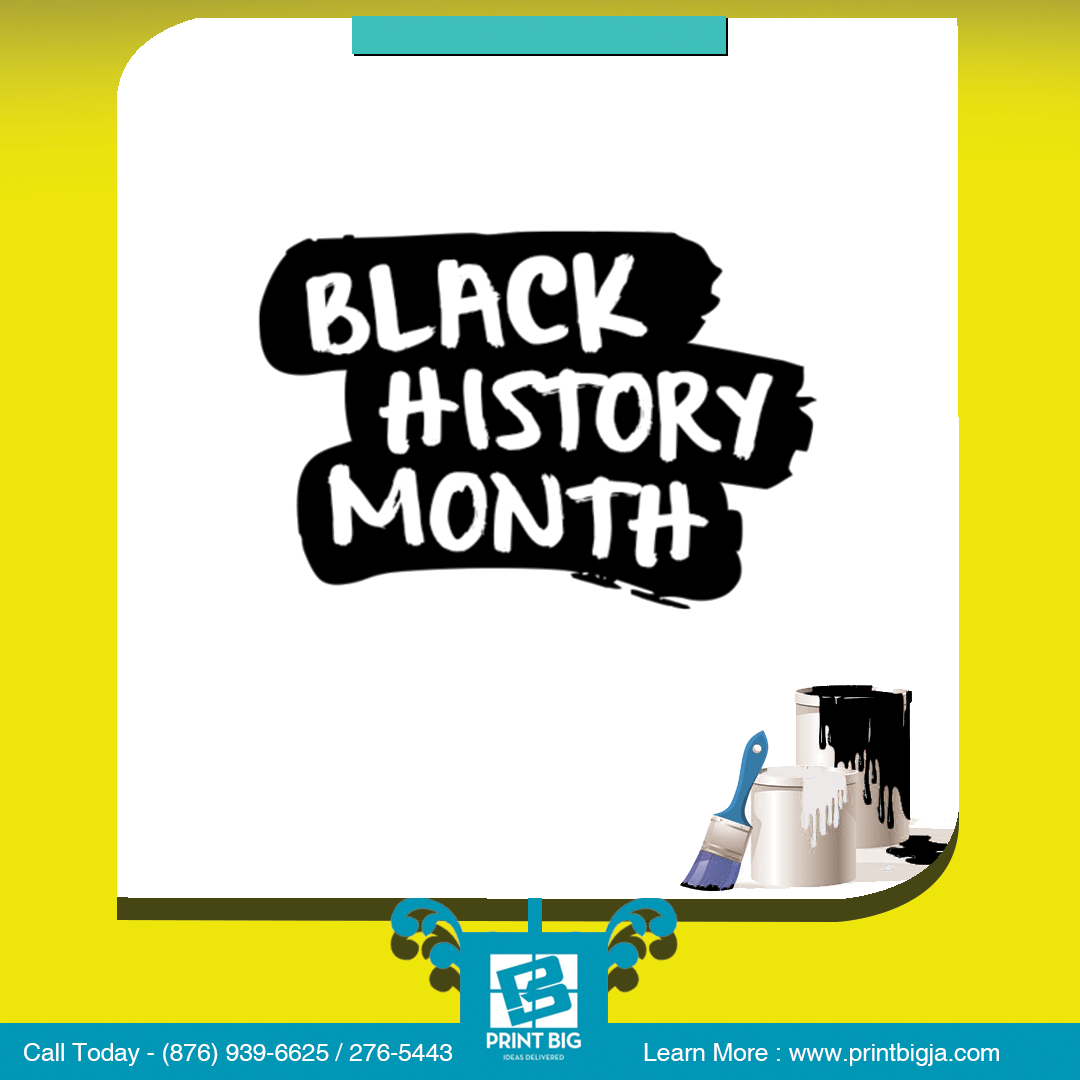 Today Kickstarts Black History Month... but what