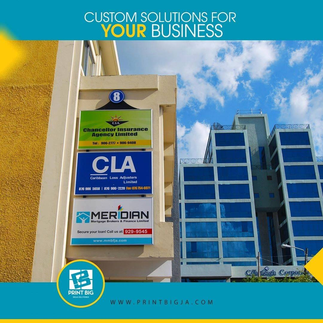 Your exterior signs speak for your brand. Are