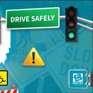 Create safer roads and parking lots using high quality traffic and.com& nc cat=104
