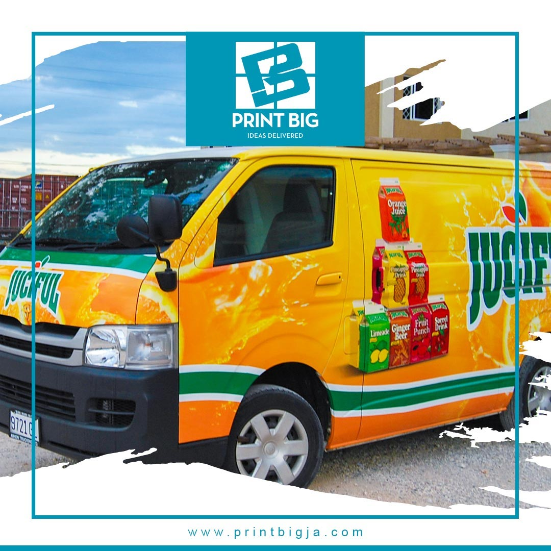 Simple vinyl graphics can create your brand image. Taking a.com& nc cat=100