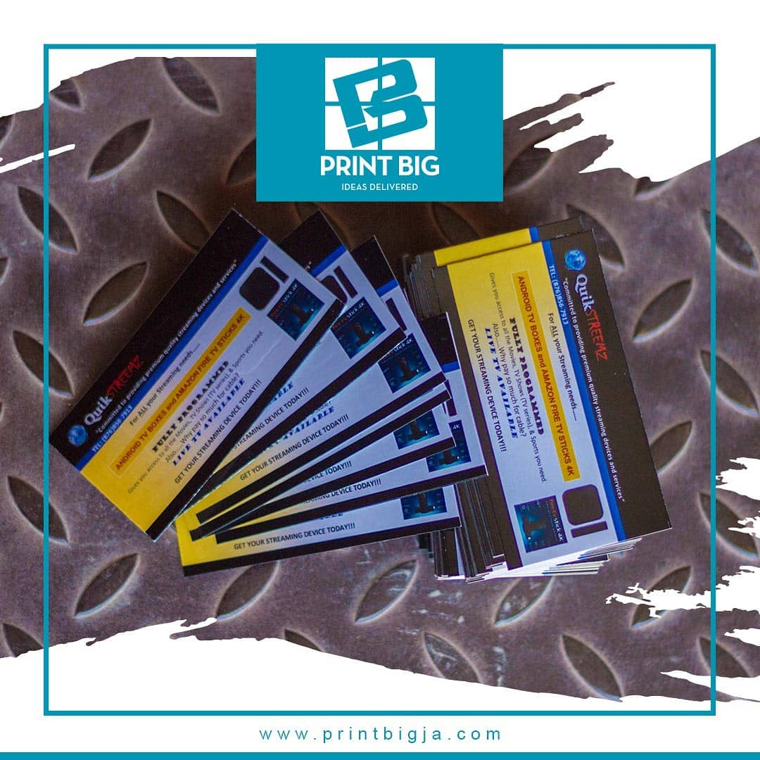 Stand out from the crowd with business cards