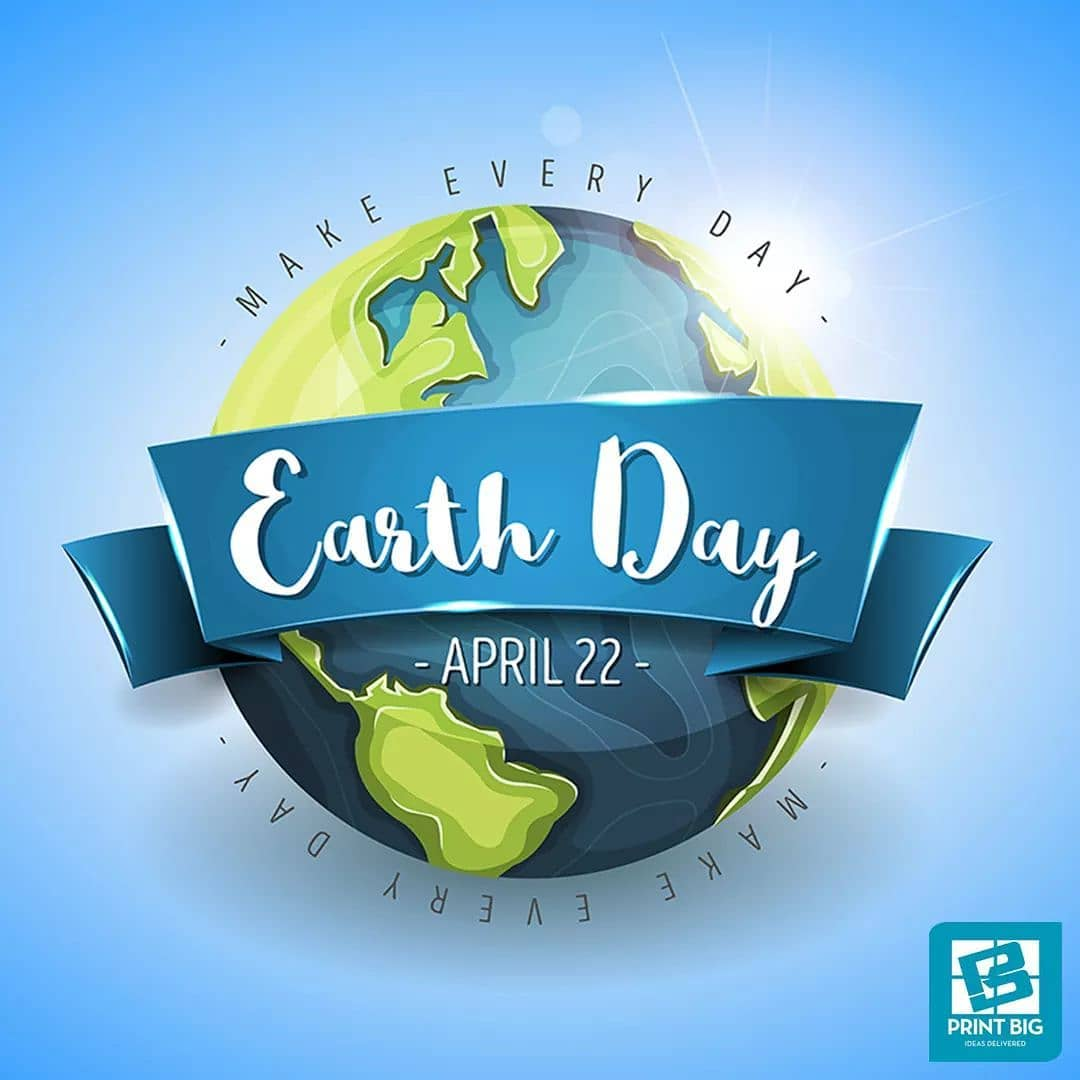 This EarthDay lets be earth positive by doing something good.com& nc cat=104