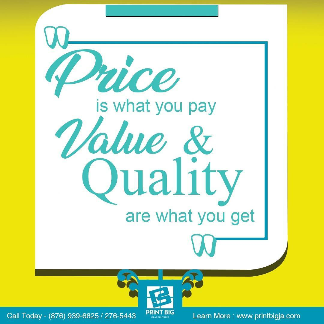 At Print Big price is what you pay Value and.com& nc cat=106