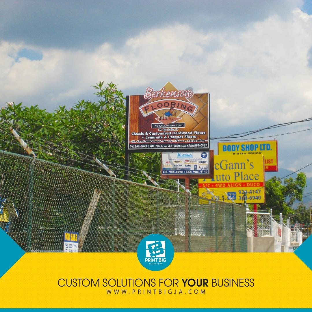 Communicate consistent development with branding near your business location.com& nc cat=104