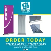 Display your brand efficiently a retractable banner is ideal for