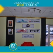 Does your logo stand out in a crowd SignsSell ThinkBigger