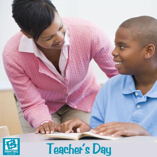 Encourage children to do something special for their teachers. teachersdayjamai.com& nc cat=105