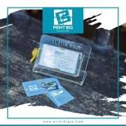 Ensure your business card is always at the ready with