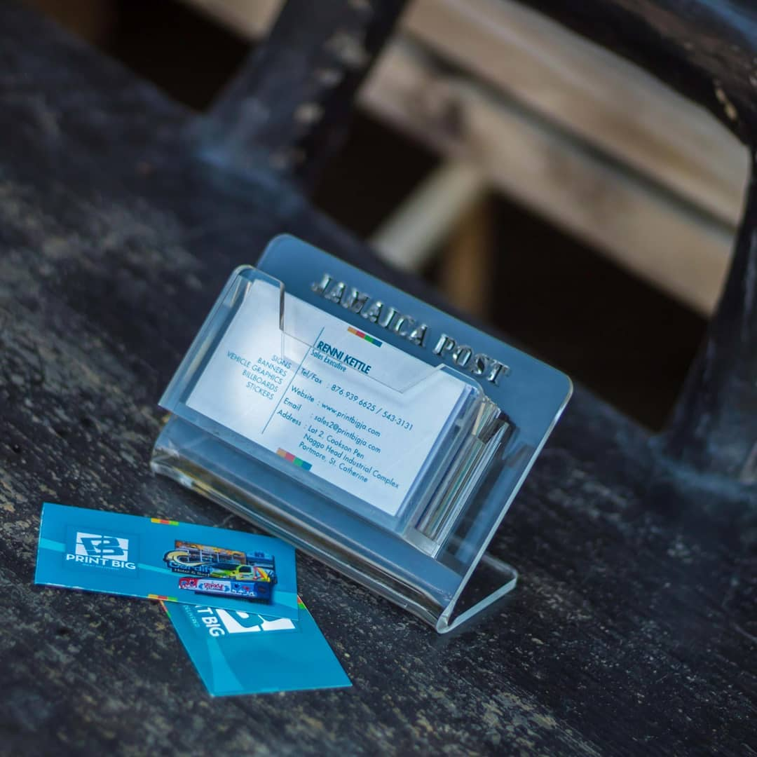 Ensure your business card is always at the ready with.com& nc cat=104 - Ensure your business card is always at the ready with this custom designed busin