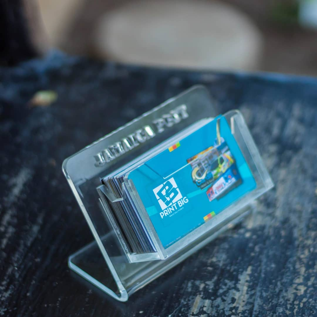Ensure your business card is always at the ready with.com& nc cat=109 - Ensure your business card is always at the ready with this custom designed busin