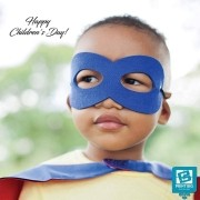 happy children's day!  the power is yours, you have the ability to change/heal t