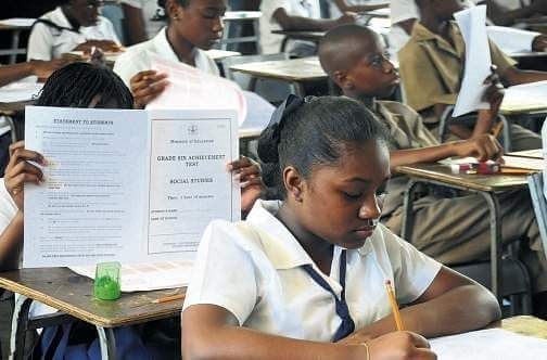 print big would like to wish all students sitting the gsat examination today, be