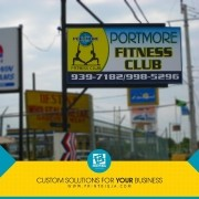 Signage plays a BIG role in any business Is your
