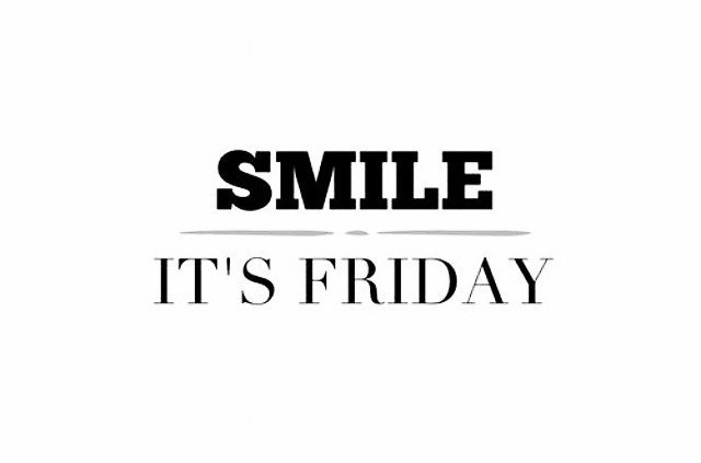 Smile it's friday entrepreneurs business success smallbiz marketing motiv
