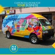 Vehicle advertising can give businesses of all sizes across all