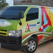 Why use vehicle graphics of motorist are positively influenced