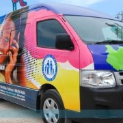 With vehicle graphics becoming increasingly popular you have to stand