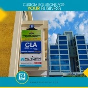 Your exterior signs speak for your brand Are they unique
