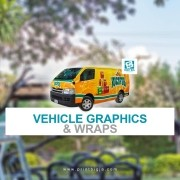 In simple terms Vehicle Wraps Graphics are vinyl adhesive