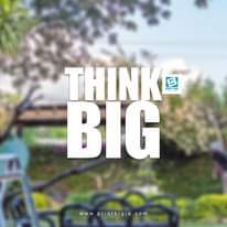 Image may contain: tree, plant, outdoor and nature, text that says 'THINK PRINT BIG BIG www.printbigja.com p'