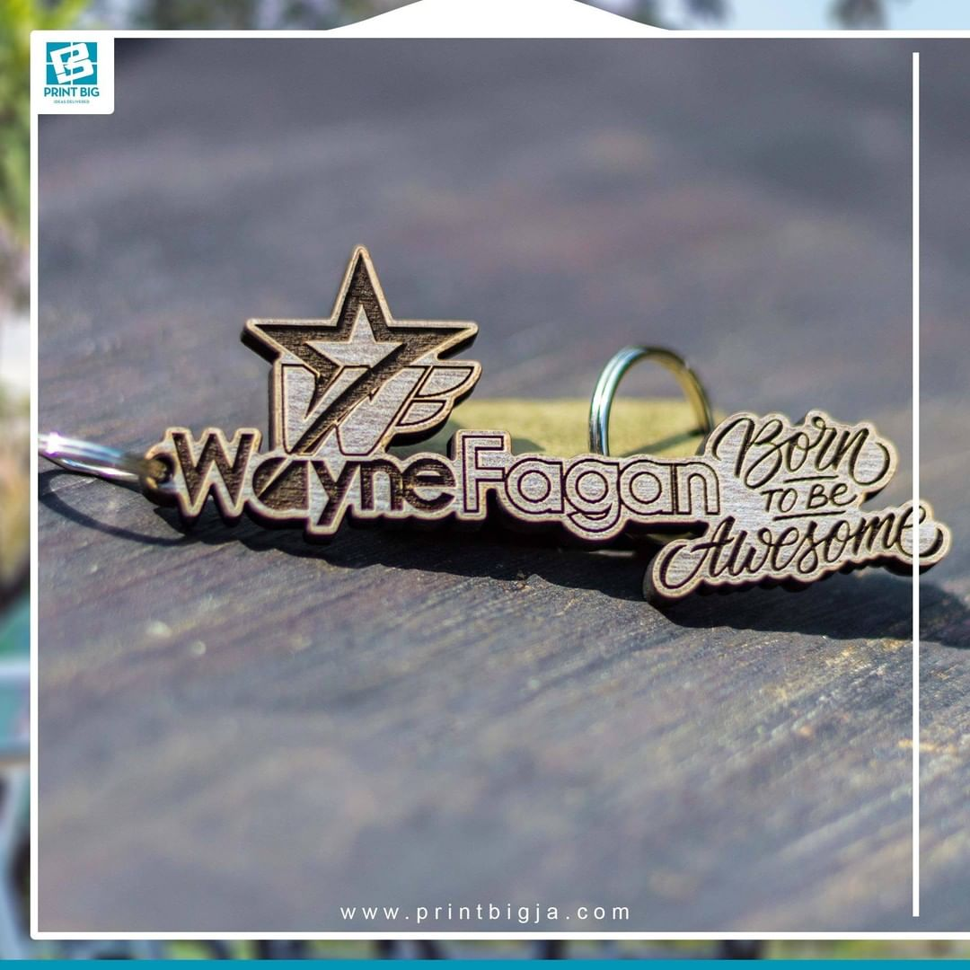 1605718817 793 Give your friends family or customers high quality personalized wood key