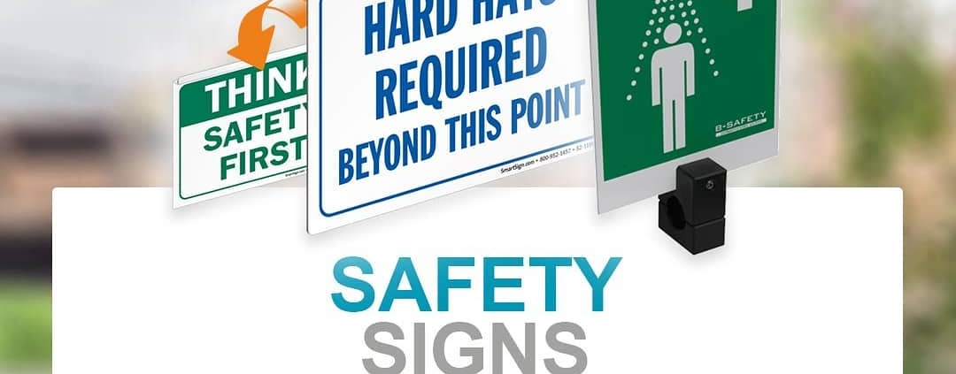 Signs are required at public facilities to ensure guests have