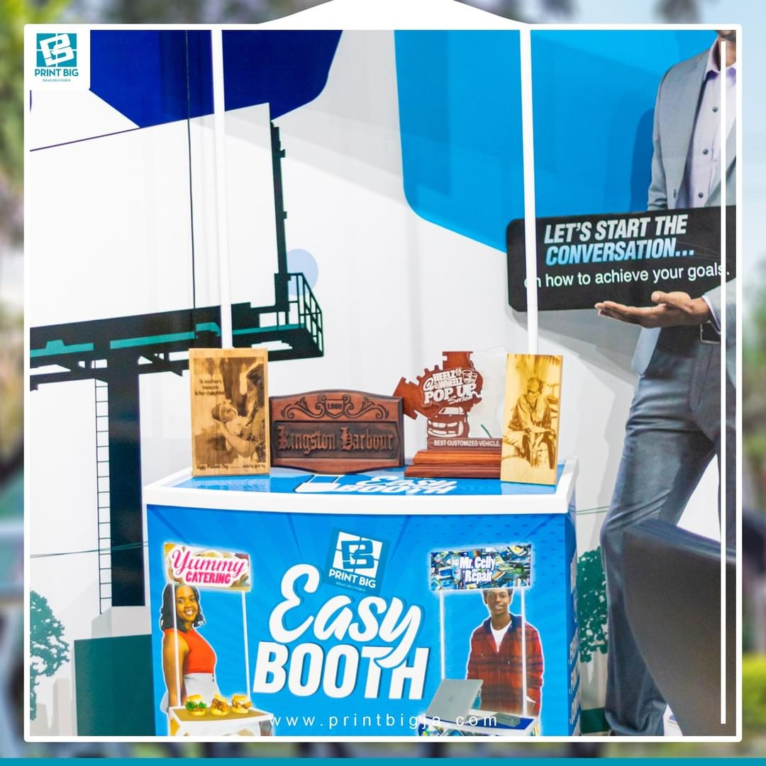 1627336543 982 Promotion Counter Table Kiosk also Known as Easy Booth Lightweight